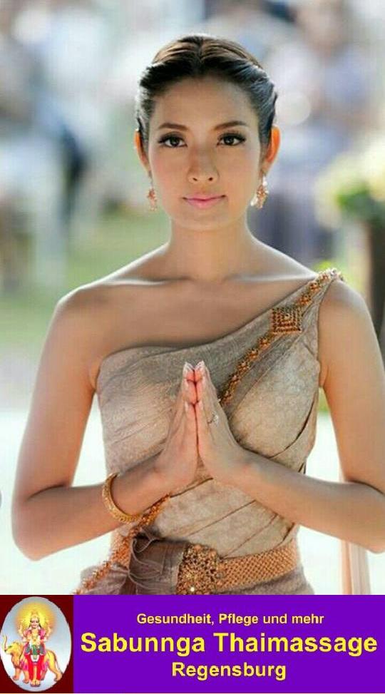 Herzlich willkommen bei Sabunnga Thai Massage Regensburg