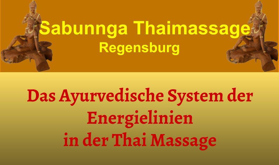 tong tha imassage regensburg Sabunnga Thaimassage Regensburg SABUNNGA THAIMASSAGE in Regensburg Minoritenweg 31