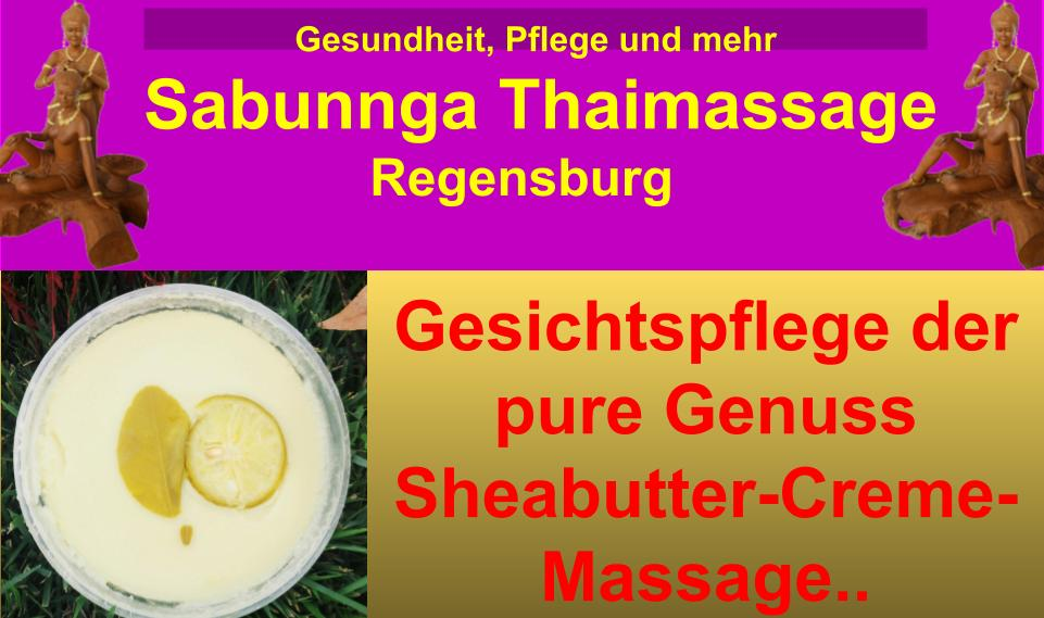 Sabunnga Thaimassage Regensburg