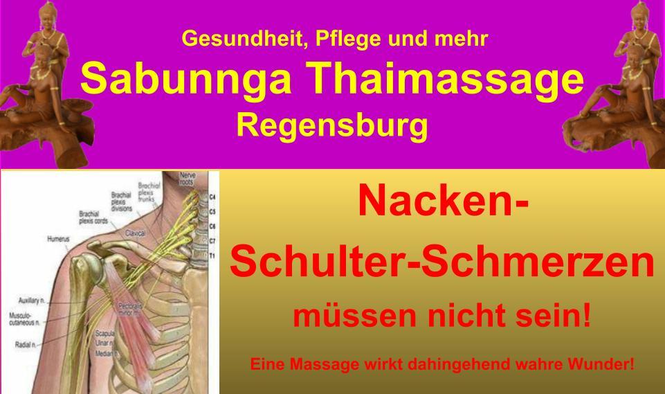 Sabunnga Thai Massage Regensburg