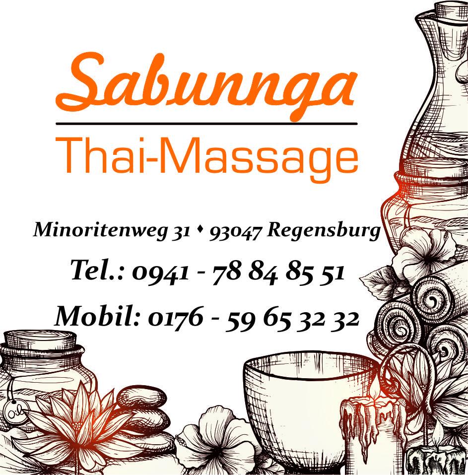 Sabunnga Thai Massage Regensburg: Ein Paradies für Sie auf Erden