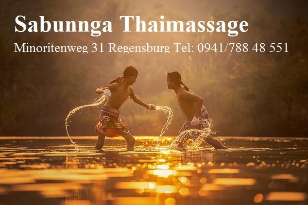 Sabunga Thai Massage Regensburg
