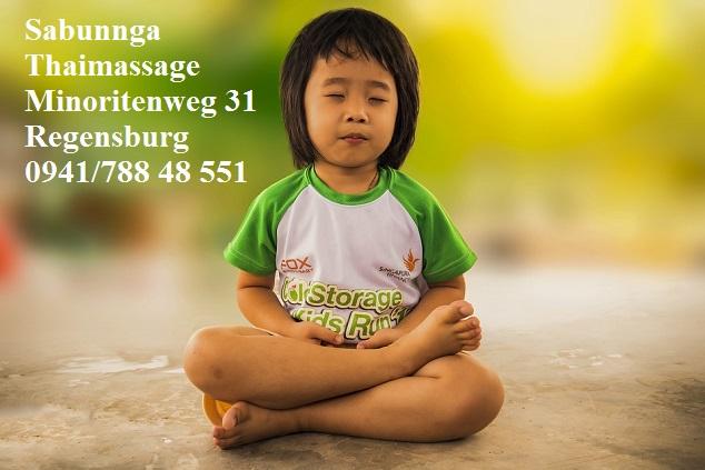 Sabunnga Thaimassage Regensburg Die Wege zum Zen! Lasse los und befreie Dich